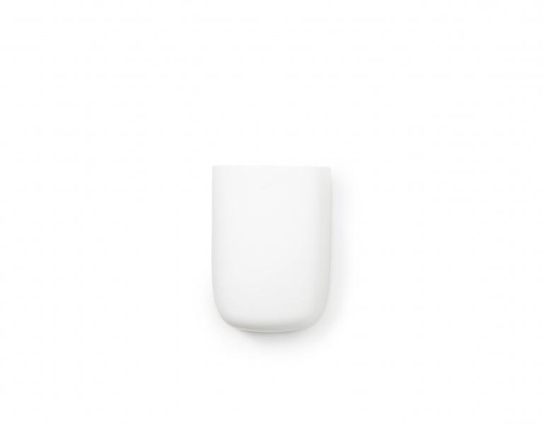 Normann Copenhagen Normann Cph Pocket Organizer str 3 hvit vegg oppbevaring