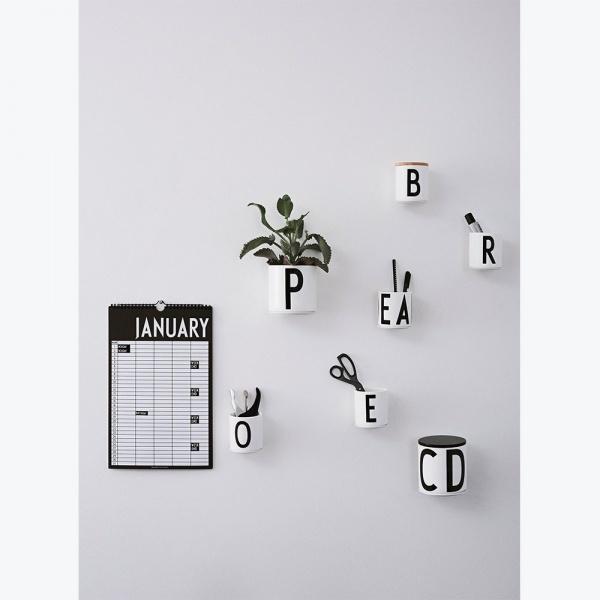 Alle nye Porselen Kopp A-Z, Æ, Ø Design Letters - Interiør24 trygg handel VN-75