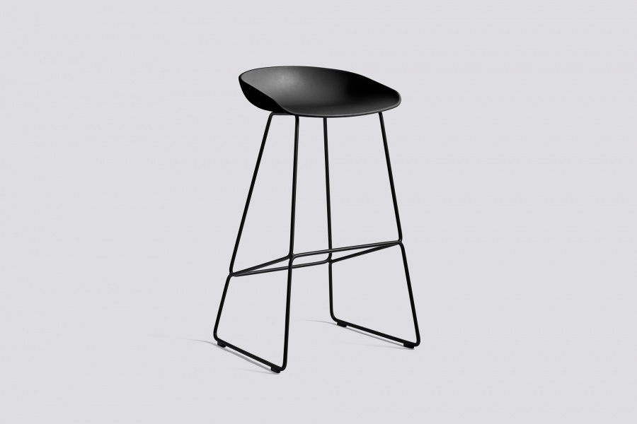 Hay 74cm Black/Black AAS 38, About a Stool