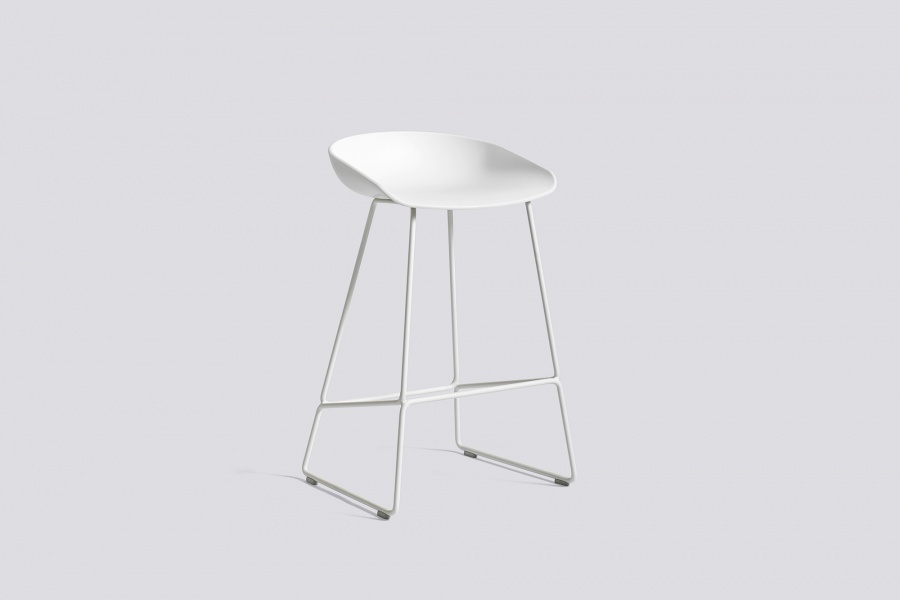 Hay 64cm White/White AAS 38, About a Stool