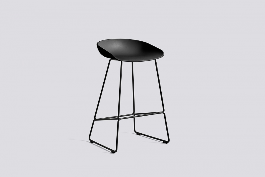 Hay 64cm Black/Black AAS 38, About a Stool