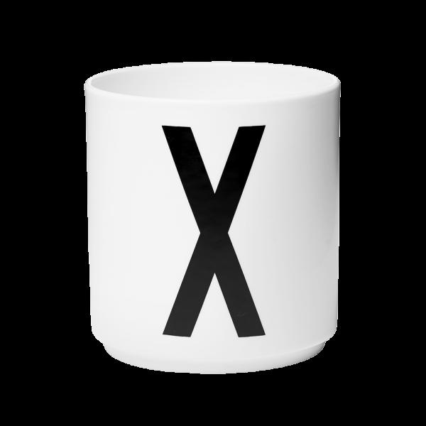 Stilig Porselen Kopp A-Z, Æ, Ø Design Letters - Interiør24 trygg handel KI-78